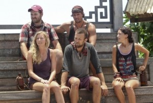 Survivor 2013 - Week 5 Preview
