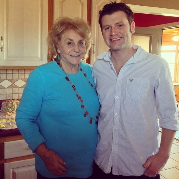 Big Brother 2013 Spoilers – Judd with Grandma