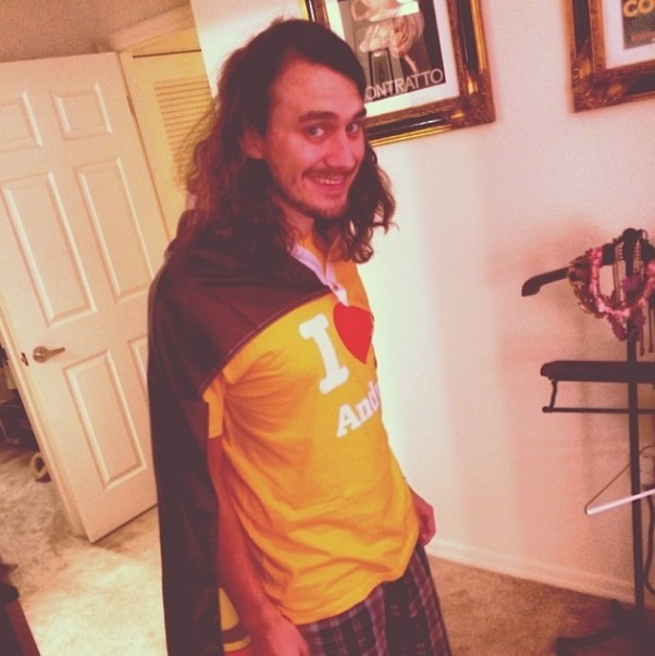 Big Brother 2013 Spoilers – McCrae t-shirt