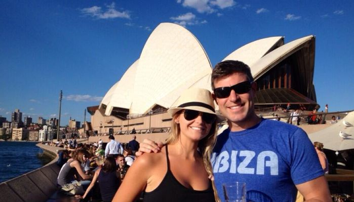 Big Brother Spoilers – Jeff and Jorda at Sydney Opera House