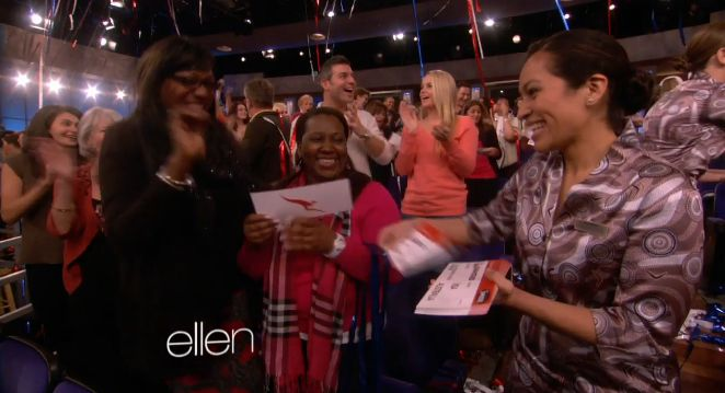 Big Brother Spoilers – Jeff and Jordan at Ellen Show