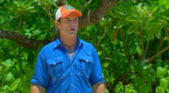 Survivor 2013 Spoilers – Jeff Probst
