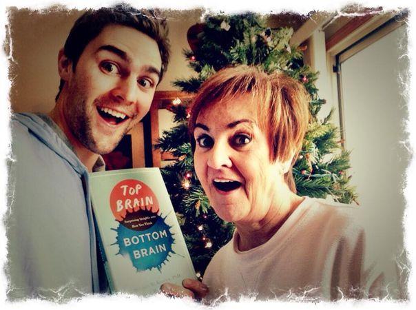 Big Brother 2013 Spoilers – Christmas Nick Uhas with Mom