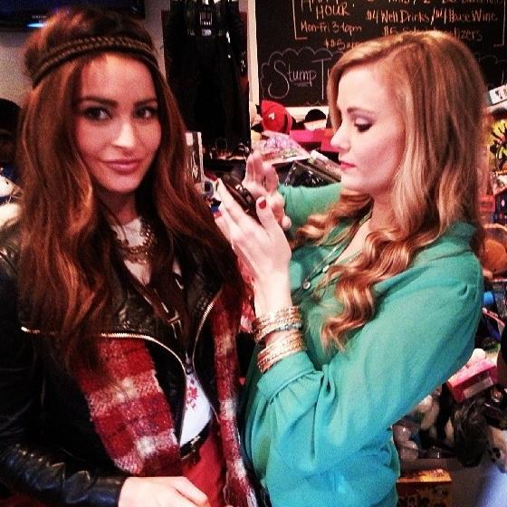 Big Brother 2013 Spoilers – Elissa and Kara