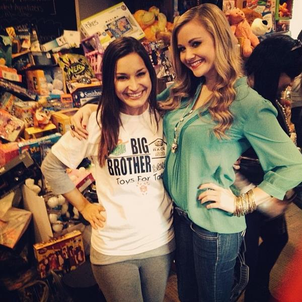 Big Brother 2013 Spoilers – Jessie with Kara