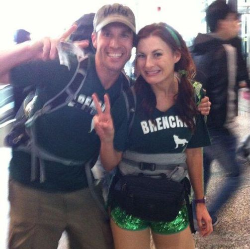 Big Brother Spoilers – Brenchel on The Amazing Race