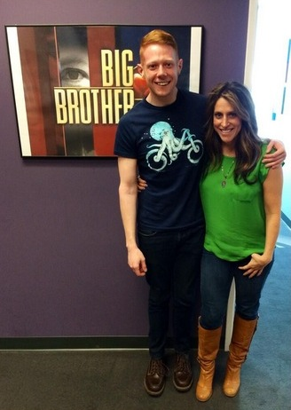 Big Brother 2014 Spoilers – Andy Herren with BB casting director