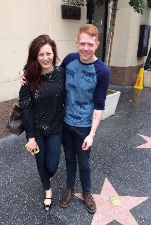 Big Brother 2014 Spoilers – Andy Herren with Rachel Reilly