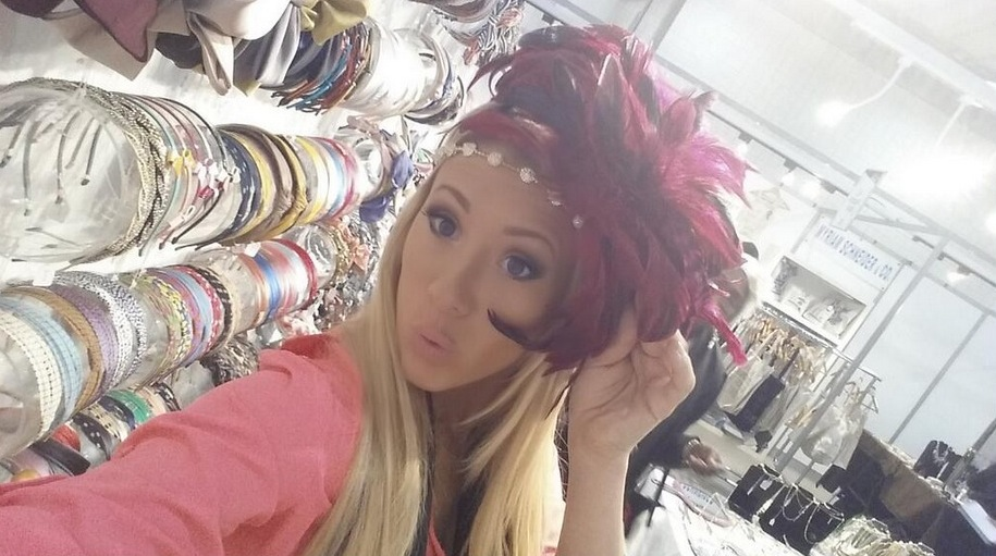 Big Brother 2014 Spoilers – GinaMarie Zimmerman in hat