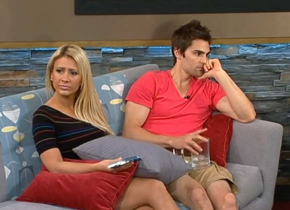 Big Brother 2014 Spoilers – GinaMarie and Nick 2