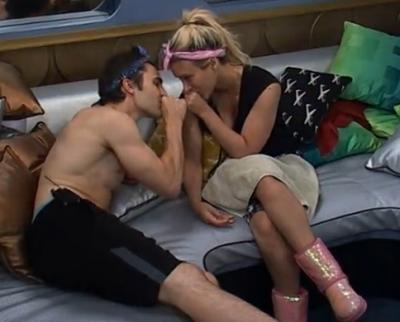 Big Brother 2014 Spoilers – GinaMarie and Nick 3