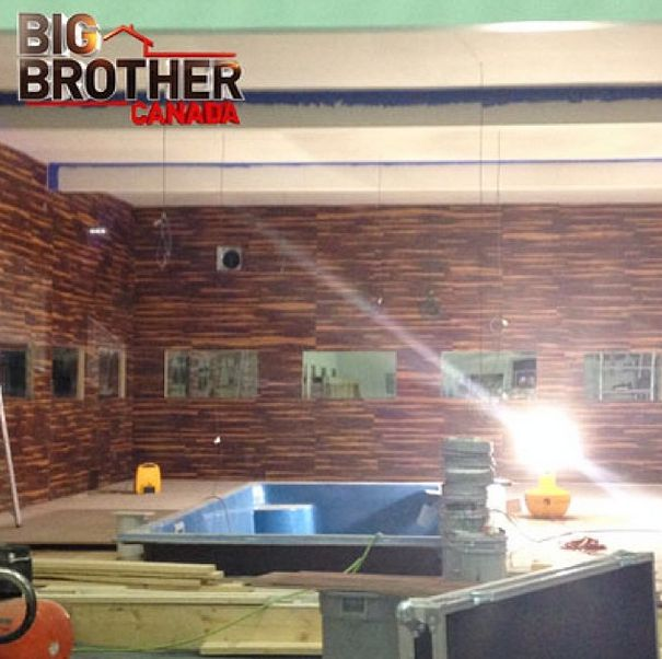 Big Brother Canada 2014 Spoilers – House Pool