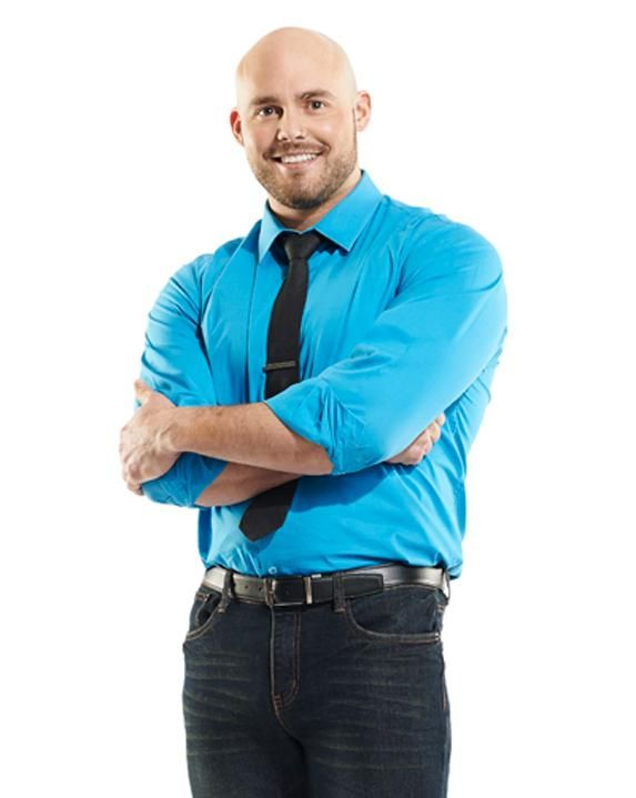 Big Brother Canada 2014 Spoilers – Season 2 Cast Andrew Gordon