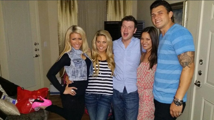 Big Brother 2014 Spoilers – Aaryn, GinaMarie, Judd, Jeremy and Jessie Reunion 10