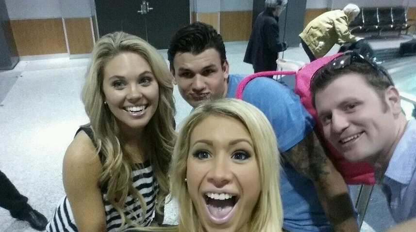Big Brother 2014 Spoilers – Aaryn, GinaMarie, Judd, Jeremy and Jessie Reunion 12