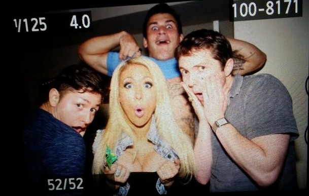 Big Brother 2014 Spoilers – Aaryn, GinaMarie, Judd, Jeremy and Jessie Reunion 7