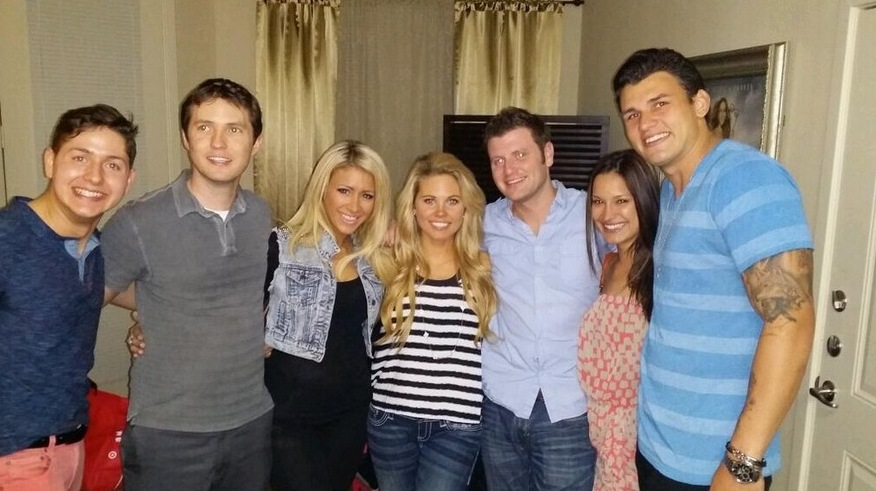 Big Brother 2014 Spoilers – Aaryn, GinaMarie, Judd, Jeremy and Jessie Reunion 9