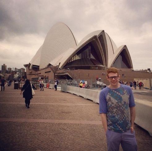 Big Brother 2014 Spoilers – Andy Herren in Australia 10