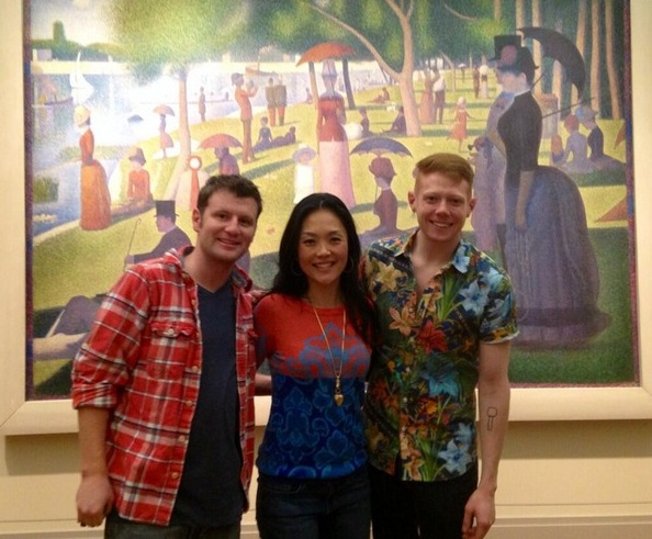 Big Brother 2014 Spoilers – Judd, Helen and Andy in Chicago
