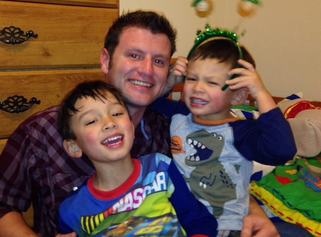 Big Brother 2014 Spoilers – Judd with Helen's kids