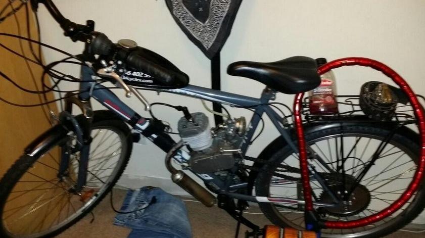 Big Brother 2014 Spoilers – Evel Dick Head Injury – Bike