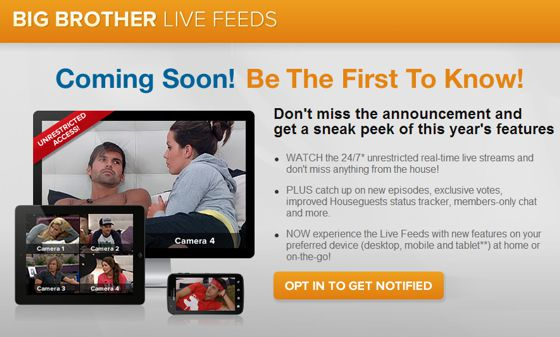 Big Brother 2014 Spoilers – Live Feeds