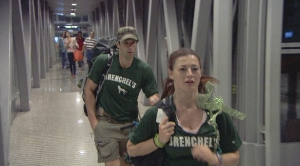 Big Brother 2014 Spoilers – Team Brenchel on Amazing Race All Stars 11