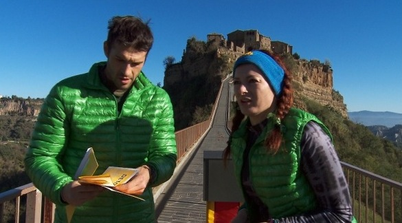 Big Brother 2014 Spoilers – Team Brenchel on Amazing Race All Stars 9