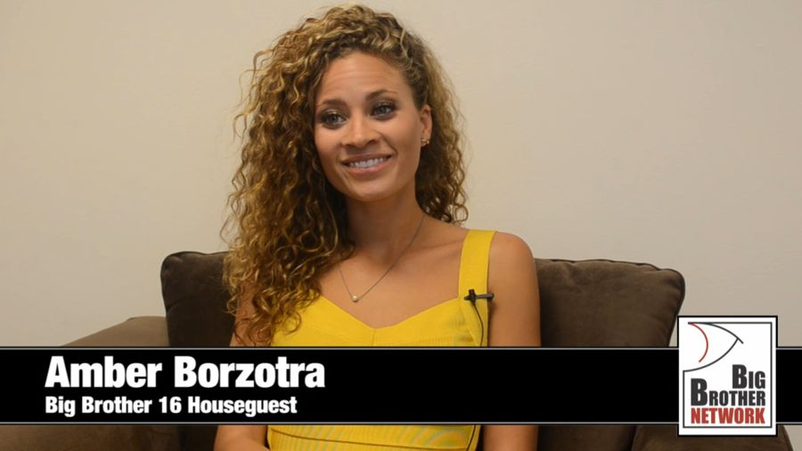 Big Brother 2014 Spoilers – Amber Borzotra