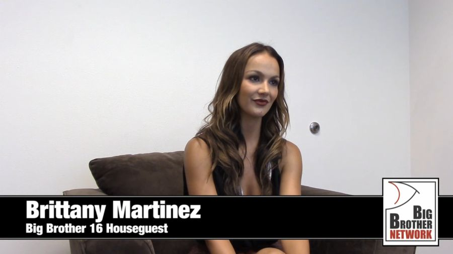 Big Brother 2014 Spoilers – Brittany Martinez