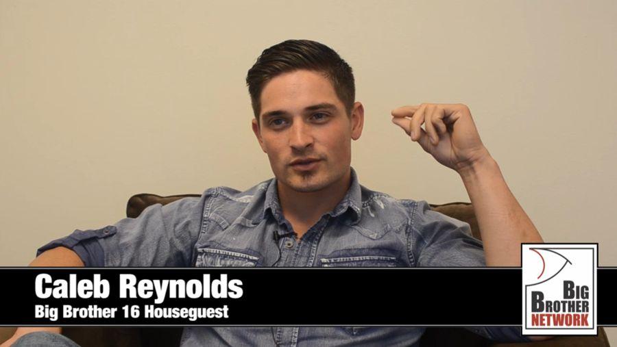Big Brother 2014 Spoilers – Caleb Reynolds