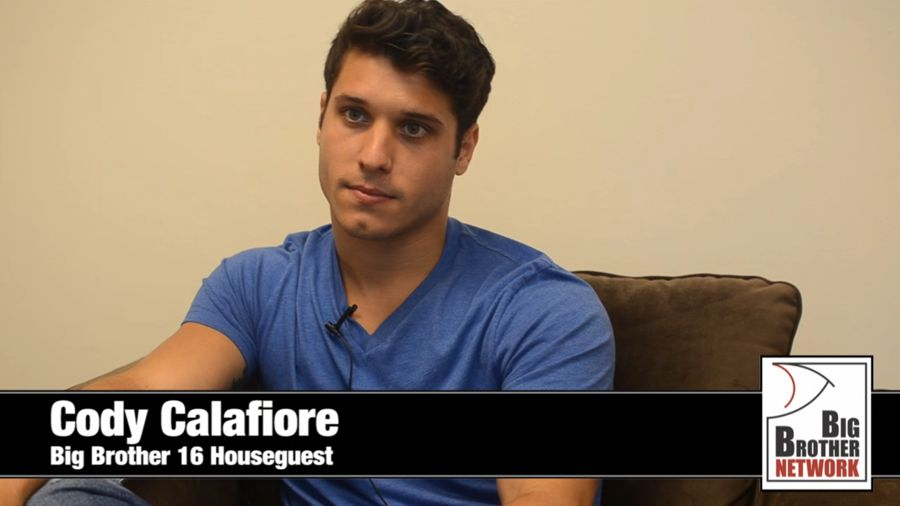 Big Brother 2014 Spoilers – Cody Calafiore
