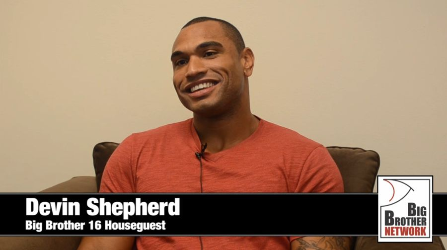 Big Brother 2014 Spoilers – Devin Shepherd
