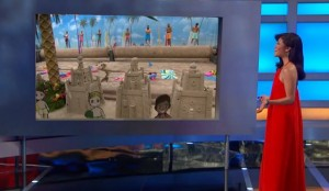 Big Brother 2014 Spoilers - First HoH Competition