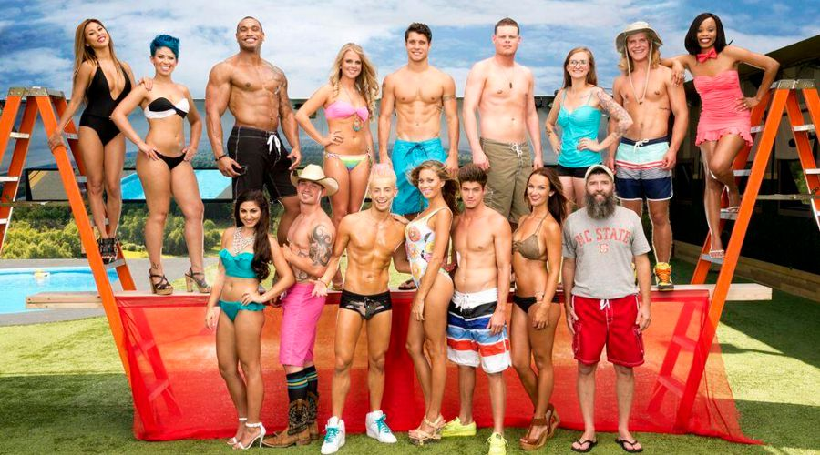 Big Brother 2014 Spoilers – Full Cast in Swimsuits