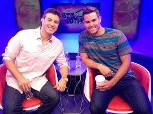 Big Brother 2014 Spoilers - Jeff Schroeder and Hayden Moss