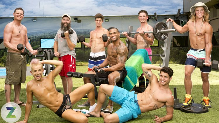 Big Brother 2014 Spoilers – Men Swimsuit
