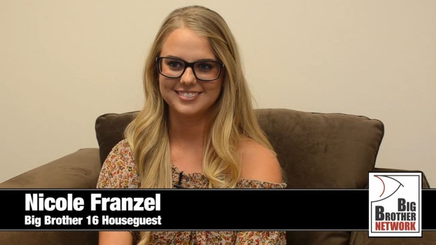 Big Brother 2014 Spoilers – Nicole Franzel
