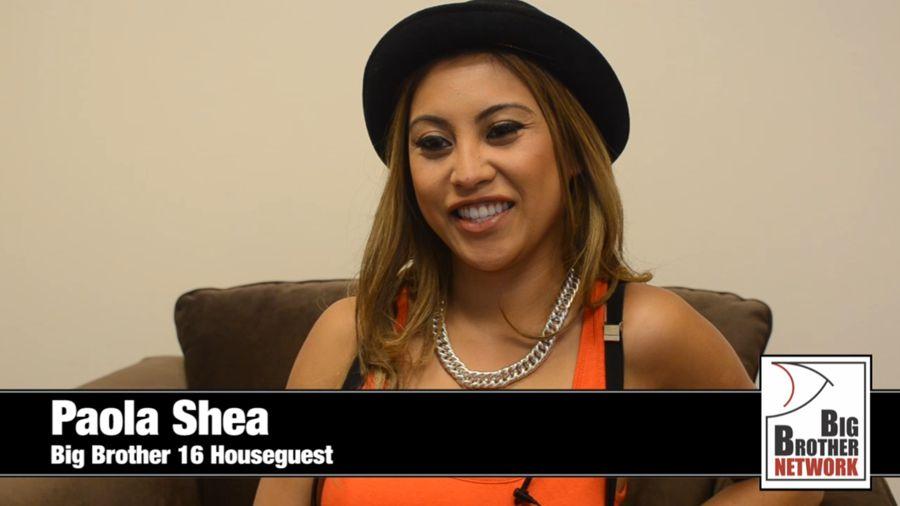 Big Brother 2014 Spoilers – Paola Shea