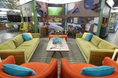 Big Brother 2014 Spoilers - Season 16 House