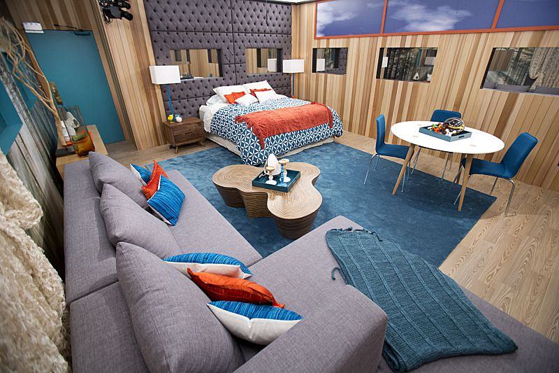 Big Brother 2014 Spoilers – Second HoH Room
