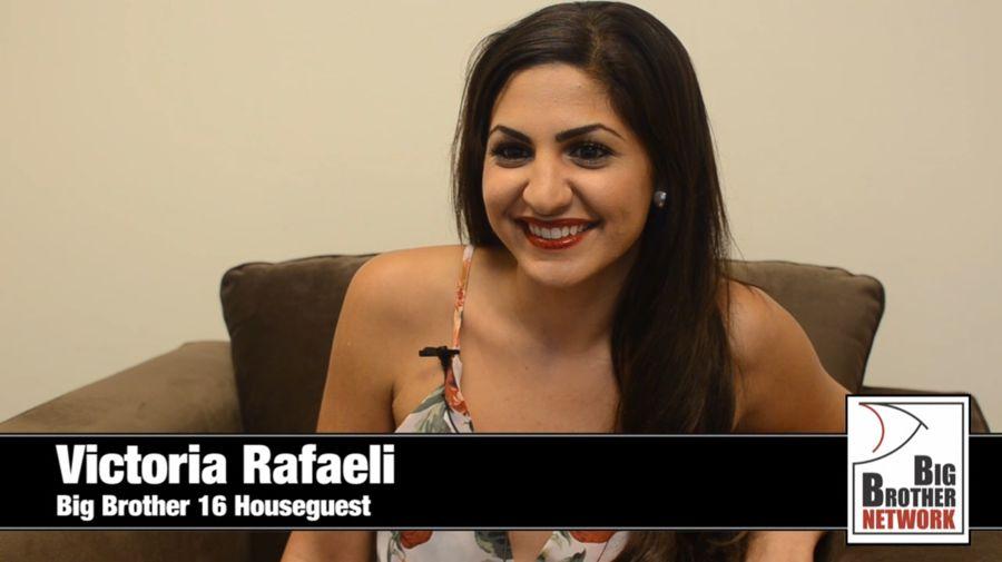 Big Brother 2014 Spoilers – Victoria Rafaeli