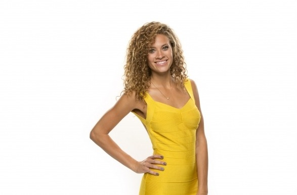 Big Brother 2014 Cast Spoilers – Amber Borzotra
