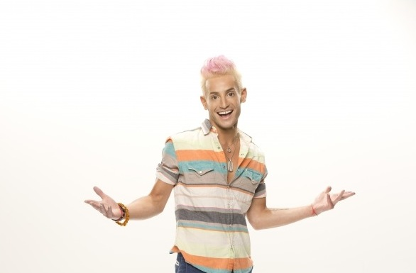 Big Brother 2014 Cast Spoilers – Frankie Grande