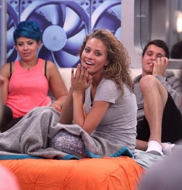 Big Brother 2014 Spoilers – Caleb and Amber 5