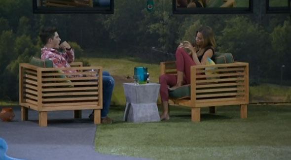 Big Brother 2014 Spoilers – Caleb and Amber