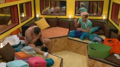 Big Brother 2014 Spoilers - Caleb and Frankie