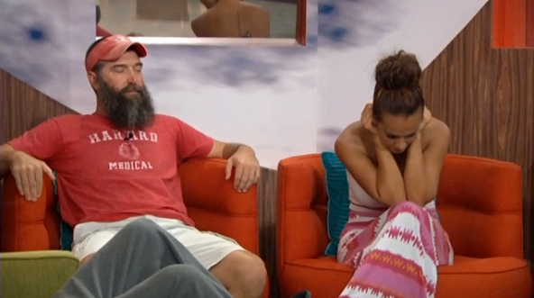 Big Brother 2014 Spoilers – Donny and Brittany