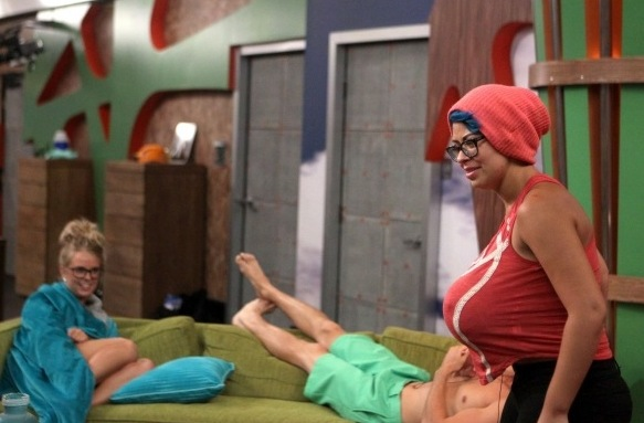 Big Brother 2014 Spoilers – Episode 4 Preview 2