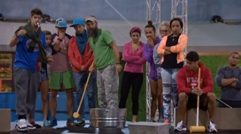 Big Brother 2014 Spoilers - HoH Competition Practice